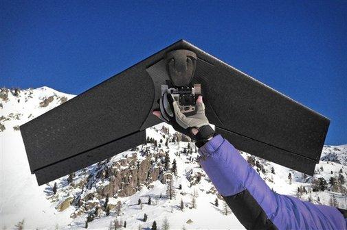 Air Capture: Lehmann LA100 Unmanned Aerial Vehicle