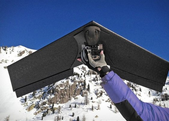 Air Capture: Lehmann LA100 Unmanned Aerial Vehicle
