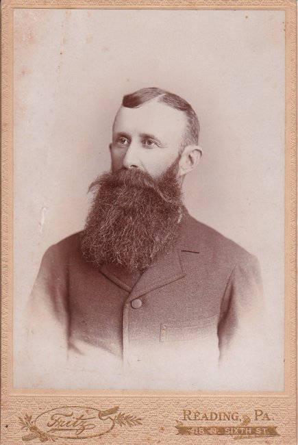 Beards (Only the Best) | THE CABINET CARD GALLERY