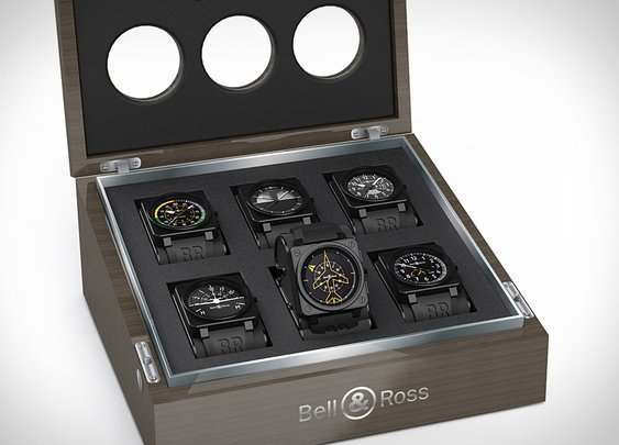 Bell & Ross Flight Instruments Collector's Box | Uncrate