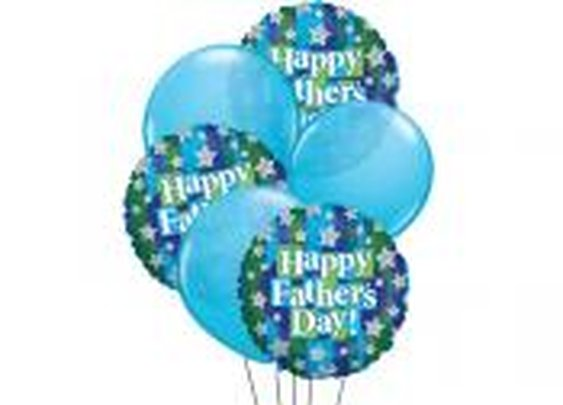 Fathers Day Balloons Arrangements