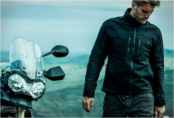 AETHER CANYON MOTORCYCLE JACKET