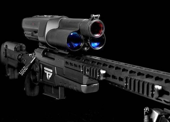 Men's Gear: TRACKINGPOINT SMART RIFLE