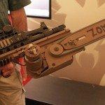 Zombie X AK-47 with Chainsaw