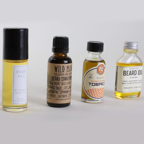 Beard Oil - Cool Hunting