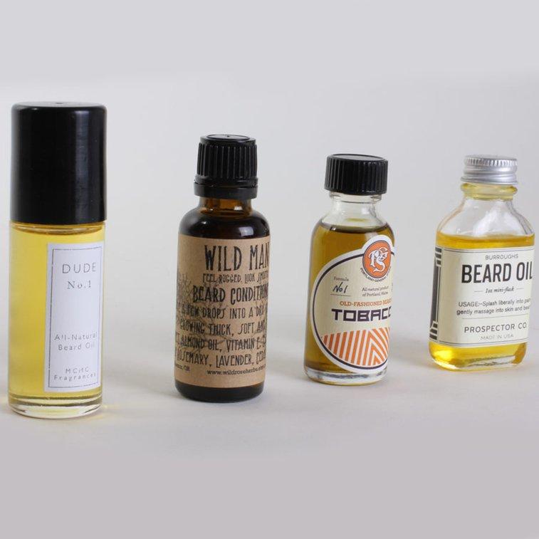 Beard Oil - Cool Hunting