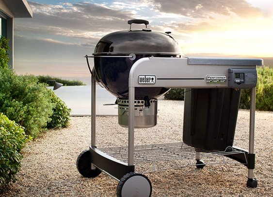 Weber® Grills - Performer® from Weber Grills and Accessories