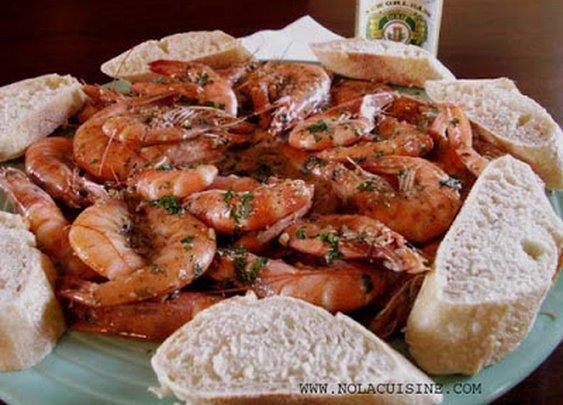 Barbecue Shrimp Recipe | Nola Cuisine