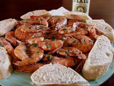 Barbecue Shrimp Recipe | Nola Cuisine