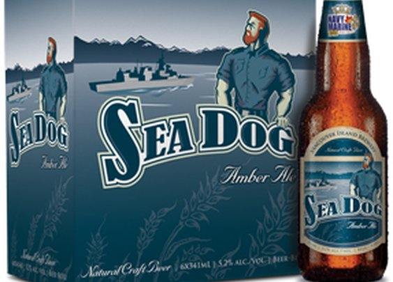 Vancouver Island Brewery - The Island's Original Craft Brewery - Victoria BC Beer Sea Dog Amber Ale