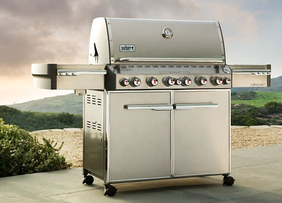 Weber® Grills - Summit® from Weber Grills and Accessories