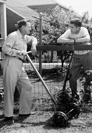 On Being Neighborly   The Art of Manliness