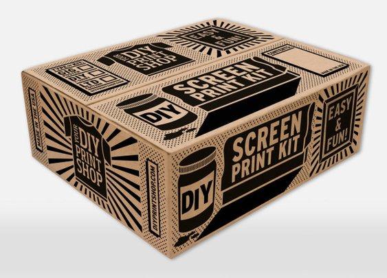 DIY Shirt Printing Kit | That Should Be Mine
