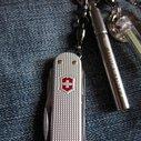 Alox Victorinox Rambler Review |Keychain Gadgets and Pocket Tools