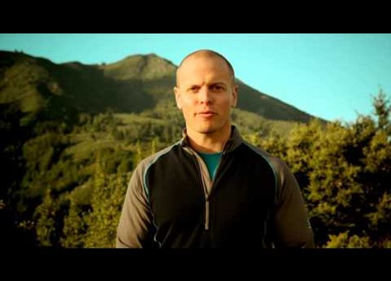 Complete Outdoor Workout- 4 Exercises from Tim Ferriss