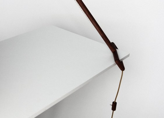 Corner Lamp by Yaroslav Misonzhnikov