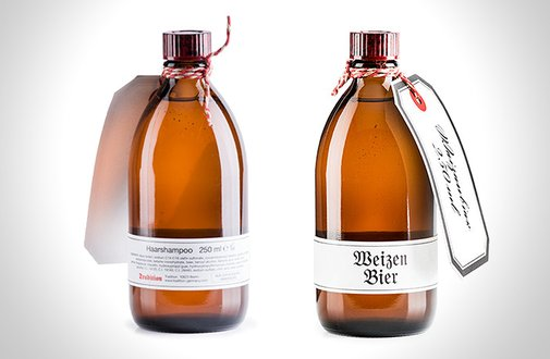 WHEAT BEER SHAMPOO BY FRANK LEDER | Muted