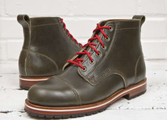 Marion Olive                        | HELM Boots