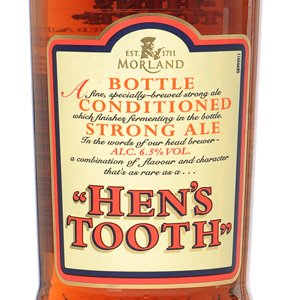 Hen's Tooth Bottle-Conditioned Ale