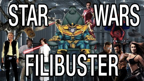 Star Wars Filibuster - Animation - YouTube