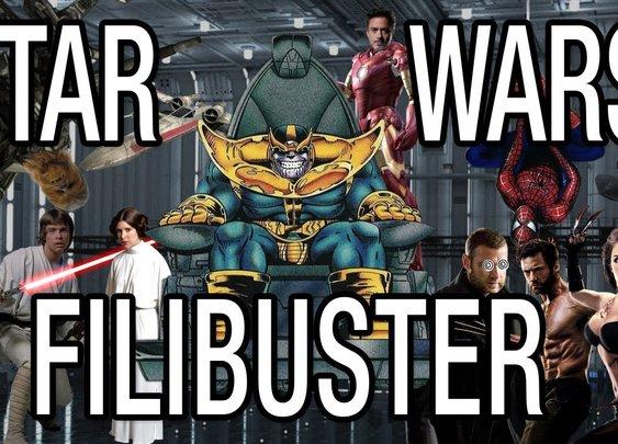 Star Wars Filibuster - Animation - YouTube