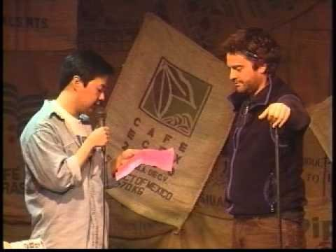 Zach Galifianakis and Ken Jeong in 1998 - YouTube