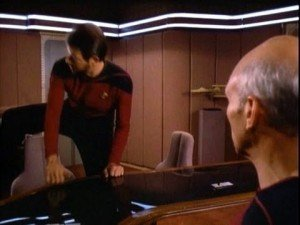 Compilation of Riker Sitting Down: Ok Riker, We Get it. You're Pretty Tall