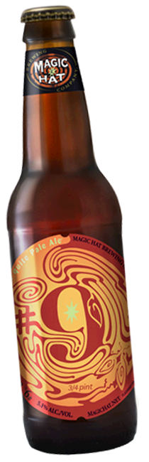 #9 |  Magic Hat Brewing Company