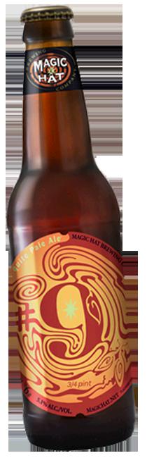 #9 |  Magic Hat Brewing Company