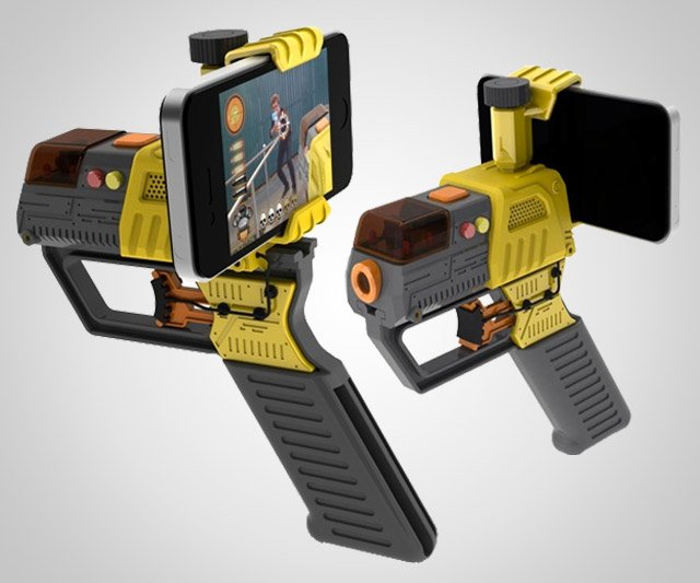 Laser Tag iPhone App | DudeIWantThat.com