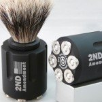Six Shooter Shaving Brushes
