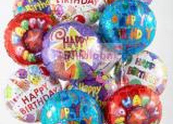 Birthday Balloonby Giftblooms