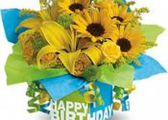 Birthday Flowers Delivery USA Florist