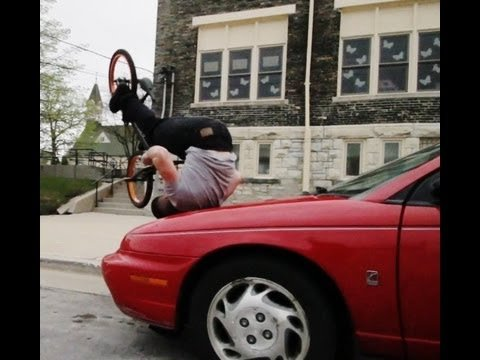 Original Bike Tricks from Tim Knoll - YouTube