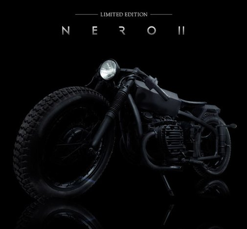 Limited Edition Nero II