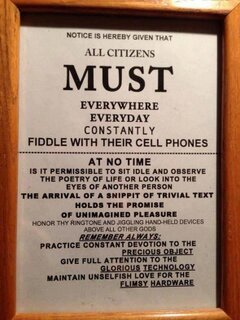 Attention, all citizens!