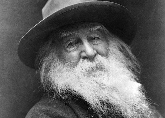 Happy Birthday Walt Whitman!