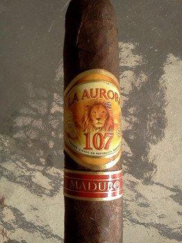 La Aurora 107 Maduro; Cigar review - Tampa Bay Cigar   Examiner.com