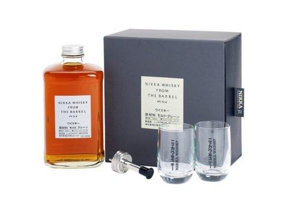 NIKKA From the Barrel Japanese Whisky | Baxtton