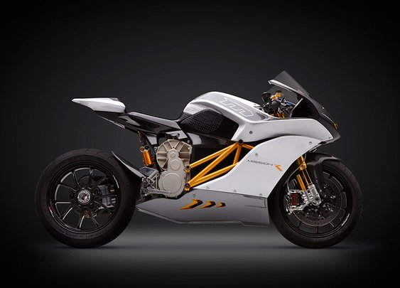 Mission RS Motorcycle | Uncrate