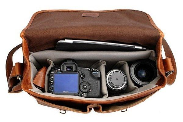 The Brixton Camera Bag   Baxtton