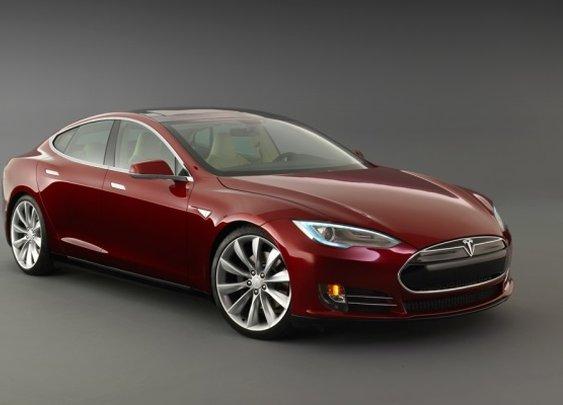 Model S, 100% Electric Sedan, by Tesla Motors | Baxtton