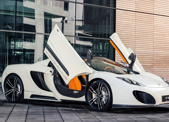 Gemballa GT Spider Based on the McLaren 12C Spider | Cool Material