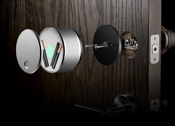 August Smart Lock: Keyless Entry For The Cool Crowd