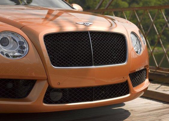 2013 Bentley Continental GT V8 | Baxtton