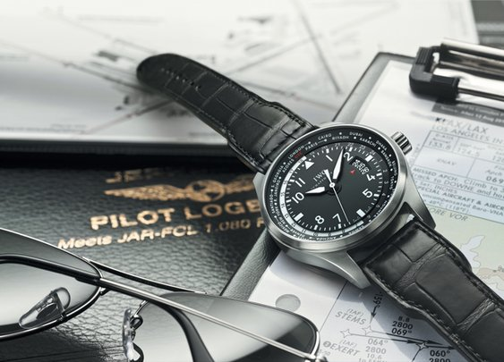 IWC Schaffhausen - Measuring Time With Style