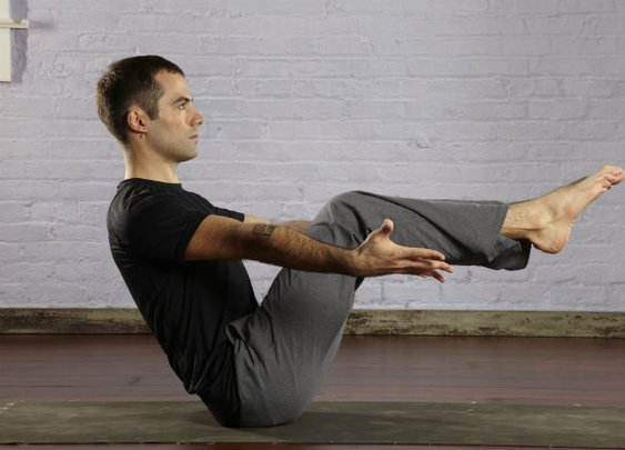 Yoga for Beginners and Best Yoga Poses for Men - Men's Fitness