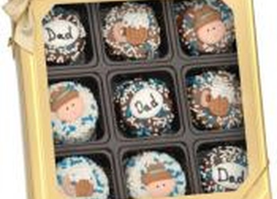 Fathers Day Cookies Delivery to USA