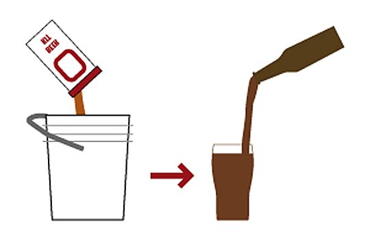 Home Brew For Beginners : An Introduction to Home Brewing