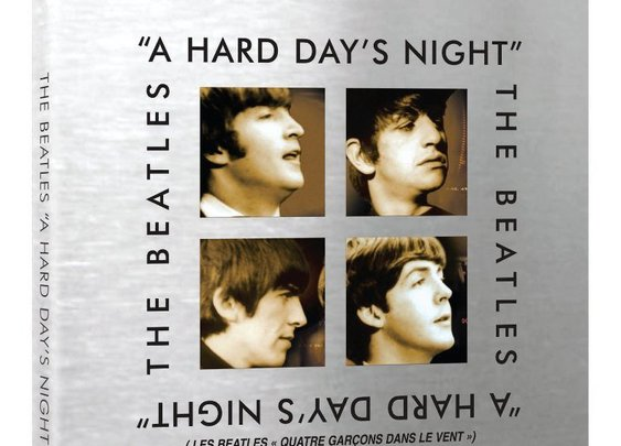 The Beatles: A Hard Day's Night (Blu-ray)